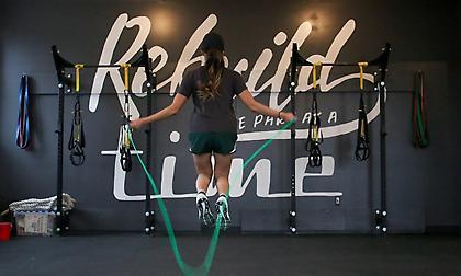 Τι προπόνηση κάνουν οι κορυφαίοι γυμναστές όταν έχουν μόνο 15 λεπτά;