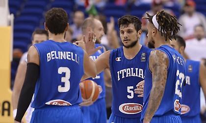 Με Χάκετ και Τζεντίλε η αποστολή της εθνικής Ιταλίας!