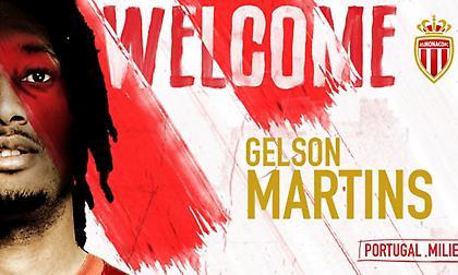 Ανακοίνωσε την αγορά Ζέλσον Μάρτινς η Μονακό