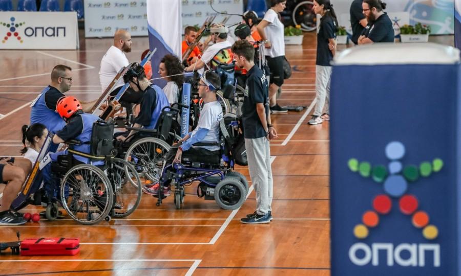Πολυχρονίδης, Κυριακίδης, Παπαδάκης και Βασίλι πρώτευσαν στο Πανελλήνιο Πρωτάθλημα μπότσια