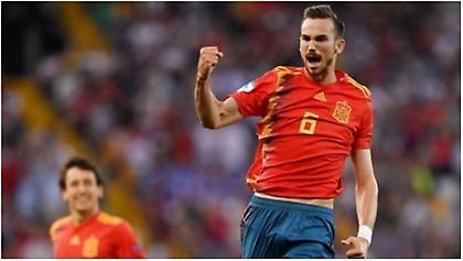 Φαμπιάν Ρουίθ: Το μέλλον του ισπανικού ποδοσφαίρου με πρότυπο τον Τσάβι