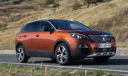 Με το Peugeot 3008 στη Μεσσηνία
