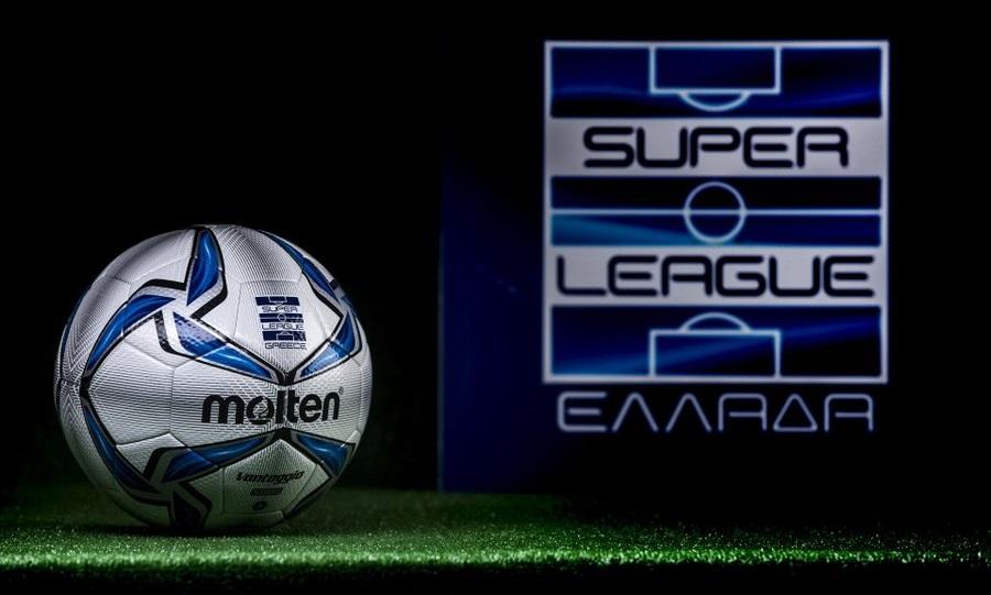 Το αναλυτικό πρόγραμμα της Super League 1 (pics)