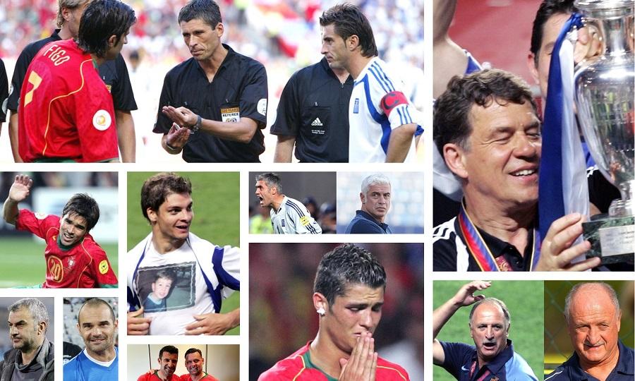 Το… 15 years challenge του Πορτογαλία-Ελλάδα