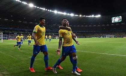 Αφεντικό και τυχερή η Βραζιλία (video)