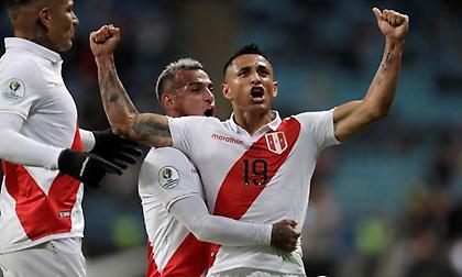 Στον τελικό με… πάρτι το Περού!