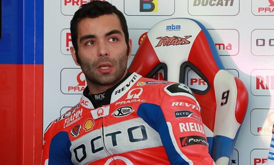 Παρέμεινε στην Ducati ο Πετρούτσι