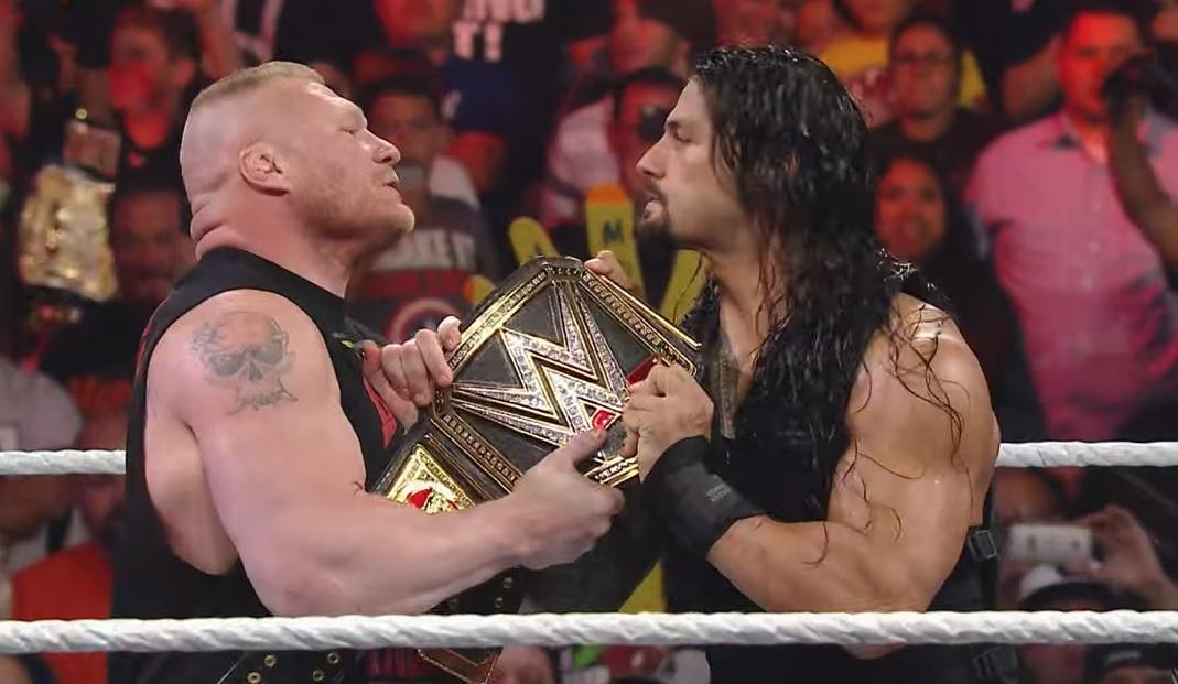 Οι πέντε μεγαλύτερες κόντρες του Roman Reigns στο WWE