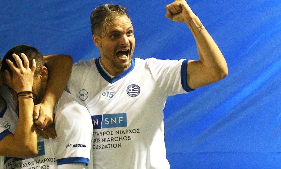 Χαριστέας στο sport-fm.gr: «Έπρεπε να… ξαναβάλω γκολ στην Πορτογαλία»