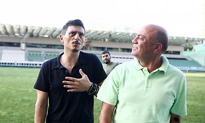 Δεσύλλας: «Οι επόμενες κινήσεις Γιαννακόπουλου για Βοτανικό»