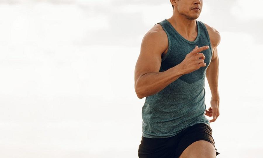 Πόσο εύκολο είναι να τρέχεις χωρίς να χρησιμοποιείς τα χέρια σου;