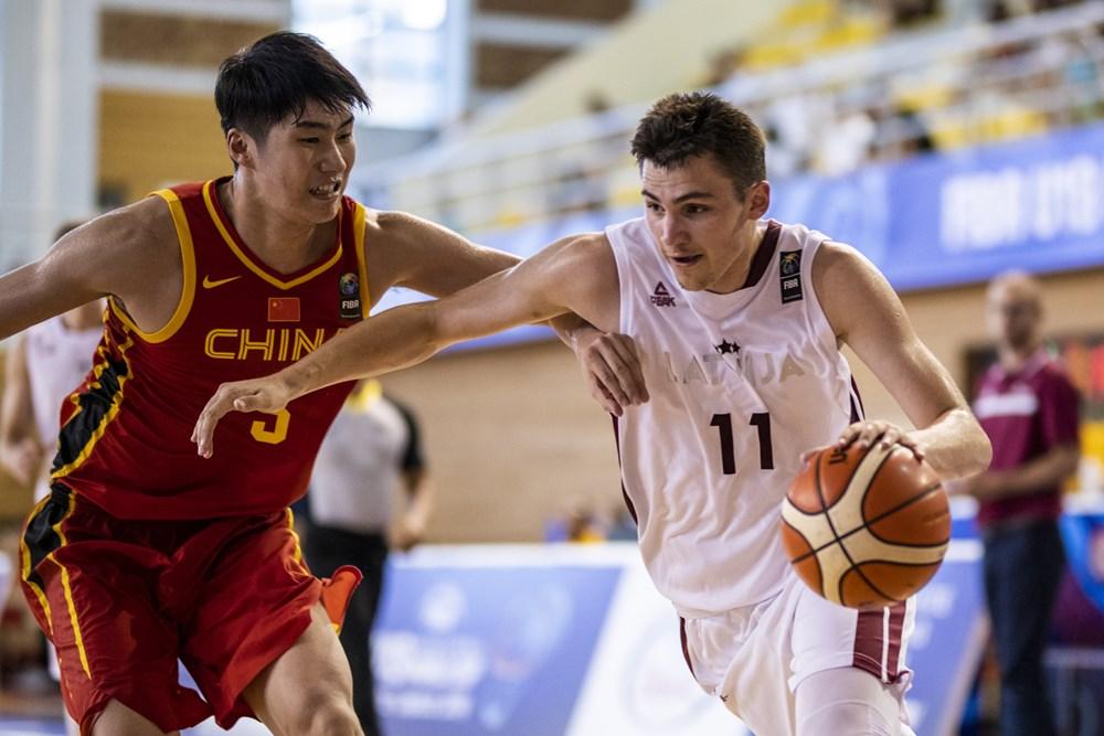 Πέρασε στο 9-12 του Παγκοσμίου U19 η Λετονία