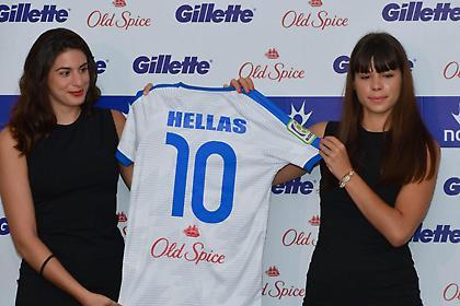 Παρουσίασε τη φανέλα της η Ελληνική ομάδα μίνι ποδοσφαίρου ενόψει Μουντιάλ!