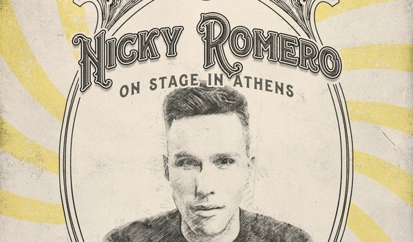Ο Nicky Romero στο UNITE With Tomorrowland Athens
