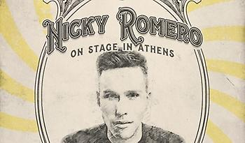 Ο Nicky Romero στο UNITE With Tomorrowland Athens