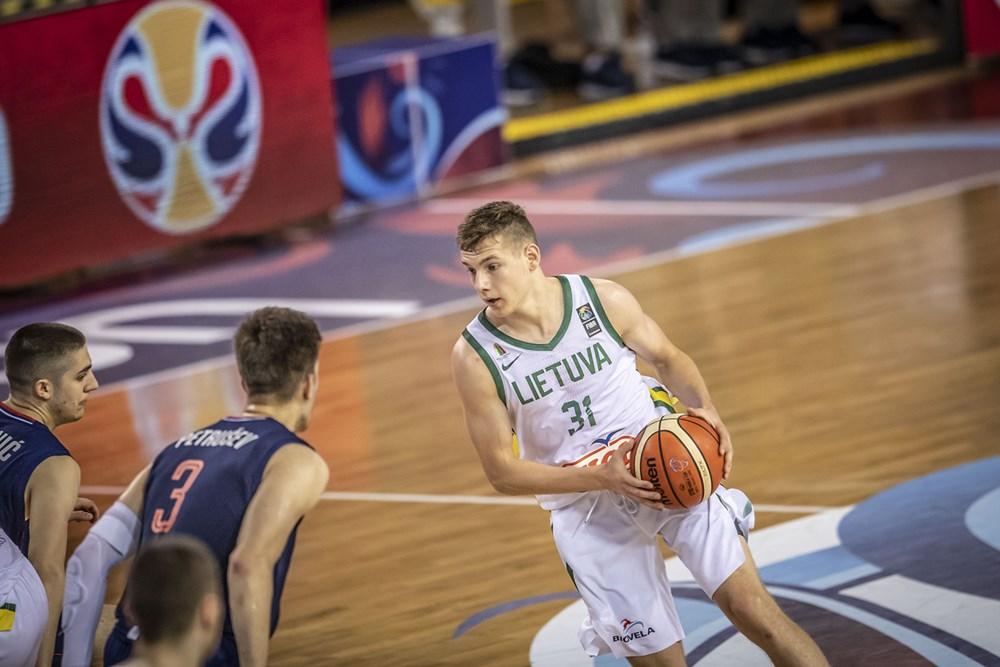 «Βόμβα» στο Παγκόσμιο U19, η Λιθουανία απέκλεισε τη Σερβία