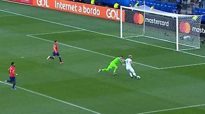 Άνοιξε το σκορ ο Αγκουέρο για την Αργεντινή! (video)