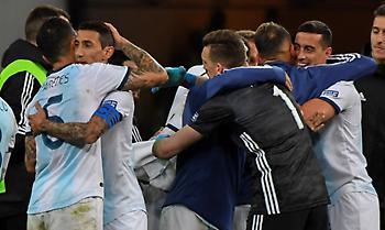 Γκολ, ξύλο, αποβολές και τελικά 3η η Αργεντινή!