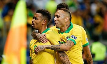 Ασίστ πάρε-βάλε από τον Ζέσους στον Έβερτον και 1-0 η Βραζιλία (video)