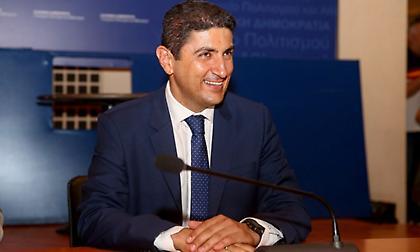 Αυγενάκης: «Το υφυπουργείο Αθλητισμού ήταν επιλογή μου»!