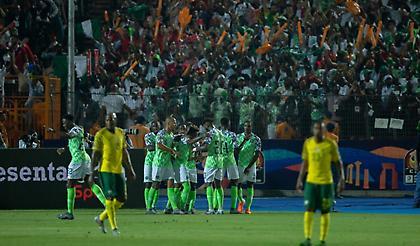 «Λύγισε» τη Ν. Αφρική και προκρίθηκε στους «4» η Νιγηρία!