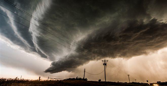 Σπάνιο το φαινόμενο που έπληξε τη Χαλκιδική: Τι είναι η supercell καταιγίδα