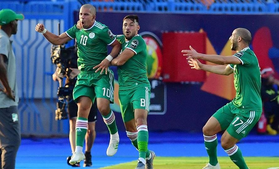 Στα ημιτελικά από την... βούλα η Αλγερία!