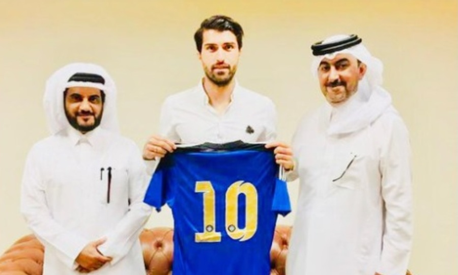 Στο Κατάρ ο Ανσαριφάρντ!