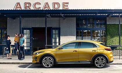 Kia XCeed: Ιδανικός συνδυασμός SUV και σπορ hatchback