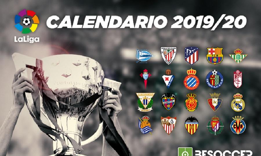 Παρασκευή 16/8 η σέντρα στη La Liga με Μπιλμπάο-Μπαρτσελόνα