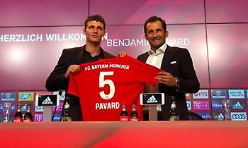 Παβάρ: «Θα παίξω όπου με χρειαστεί ο προπονητής»