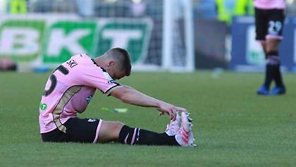 Οριστικό: Υποβιβάστηκε στην Serie D η Παλέρμο