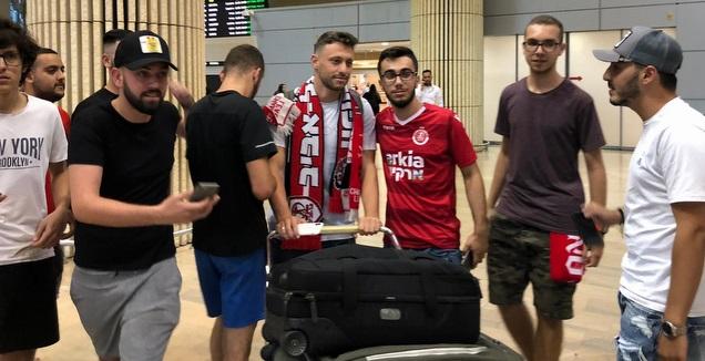 Στη Χάποελ Τελ Αβίβ ο Άλτμαν - Τον υποδέχτηκαν οπαδοί