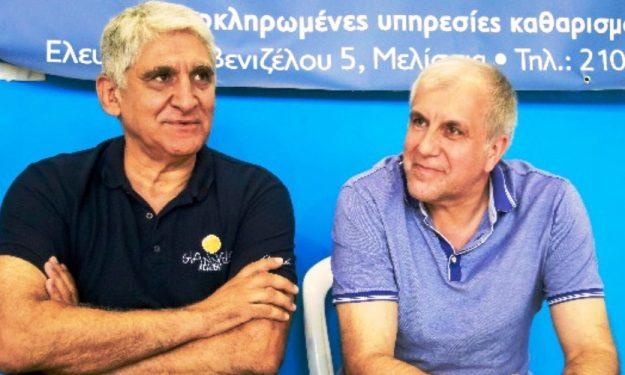 Ομπράντοβιτς για Γιαννάκη: «Ένας από τους σπουδαιότερους στην ιστορία του ευρωπαϊκού μπάσκετ»!