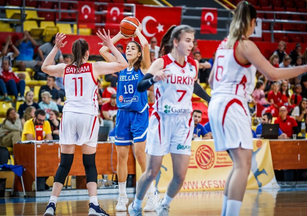 Τρομερή ανατροπή με Τουρκία, τελικός και άνοδος για την Εθνική Νεανίδων