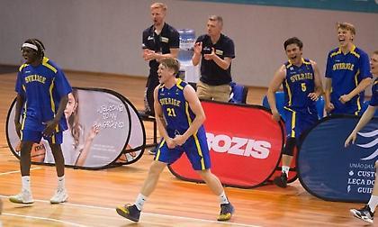 Ευρωμπάσκετ U20: Αδιανόητο  +123 σε αγώνα της β' κατηγορίας!