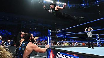 Το Smackdown του WWE απόψε στις 23:15 στον ΣΚΑΪ