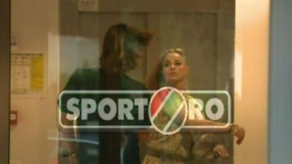 Σάλος στη Ρουμανία με γυναίκα μάνατζερ να χαστουκίζει προπονητή on camera (video)