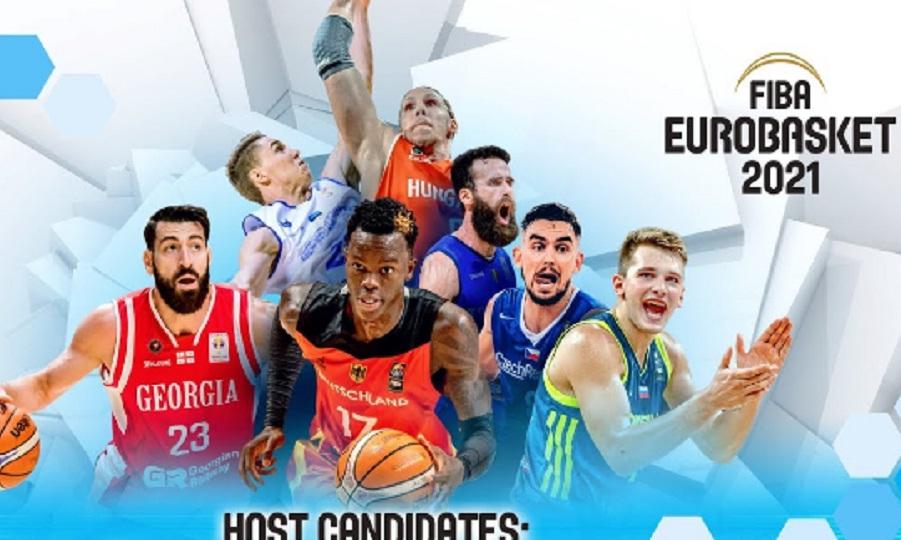 Αύριο η επιλογή οικοδεσποτών για το Ευρωμπάσκετ 2021