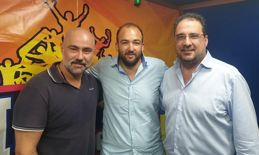 Αλεξίου στον ΣΠΟΡ FM 94,6: «Αν η προκήρυξη καταπατά δικαιώματα της ΑΕΚ θα κάνουμε πρόταση μομφής»