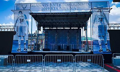 Ανακηρύχθηκε ως «Giannis Antetokounmpo Day» η 14η Ιουλίου στο Μιλγουόκι!