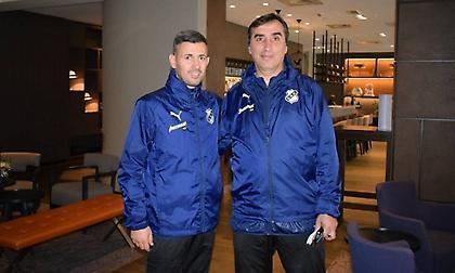 Στην Ολλανδία ο νέος προπονητής του ΟΦΗ (pics)
