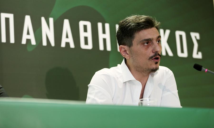 Γιαννακόπουλος στον ΣΠΟΡ FM: «Ο Ολυμπιακός θα έχει ντέρμπι με το Πευκοχώρι»