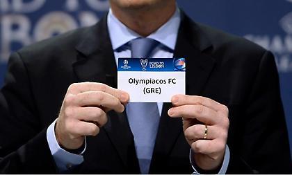 Νικολακόπουλος: «Διπλή κλήρωση για τον Ολυμπιακό τη Δευτέρα»!