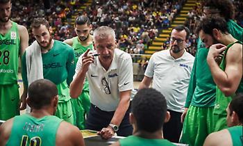 Με NBAers και αρκετούς βετεράνους η αποστολή της εθνικής Βραζιλίας για το Παγκόσμιο