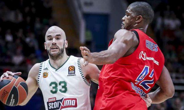 Κάιλ Χάινς: Φουλ ελληνικό χρώμα στο «The Basketball Tournament»! (videos)