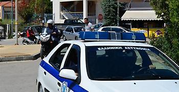 Θεσσαλονίκη: Αφαίρεσαν χρηματοκιβώτια από δύο επιχειρήσεις μέσα σε μία ώρα
