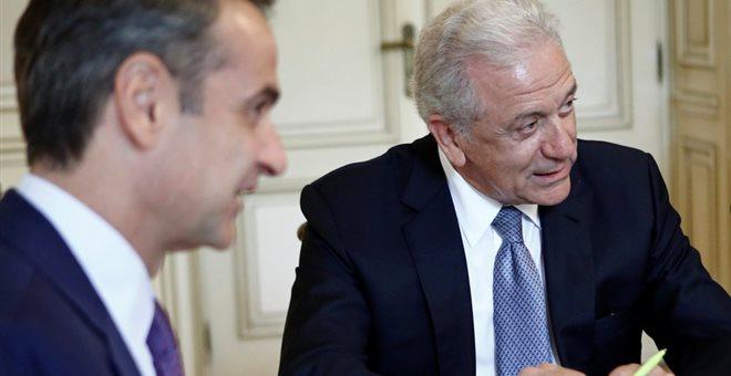 Αβραμόπουλος για μεταναστευτικό - Η νίκη Μητσοτάκη ήττα του λαϊκισμού