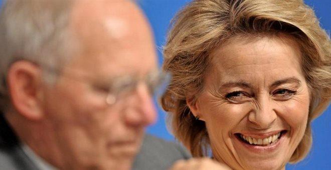 Η «γνωστή άγνωστη» φον ντερ Λάιεν - Αυστηρότερη του Σόιμπλε για την Ελλάδα