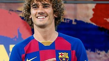 Γκριζμάν: «Ο Μέσι είναι η εικόνα του ποδοσφαίρου»